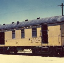 Image of UNRS-P1987-23-3679 - Photograph of Virginia and Truckee Railroad.