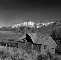 Image of UNRS-P1985-08-00014 - Photograph of Washoe Valley (neg. 4x5) Folder 193.
