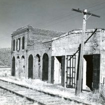 Image of UNRS-P1985-08-00027 - Photograph of Washoe Valley - Washoe City (neg. 4x5) Folder 193.