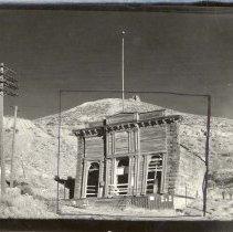 Image of UNRS-P1985-08-00117 - Photograph of Virginia City (neg. 4x5) Folder 176.