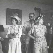 Image of UNRS-P1985-08-10707 - Virginia City; Wedding Party - Joe Liebling; Zoray's Brewery; 1949 (neg. 35 mm)