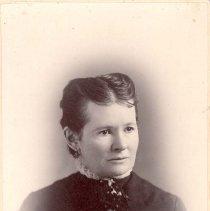 Image of UNRS-P2000-06-0188 - Mary S. Doten.  Schoolteacher.  1888.  Photo by Elliot.