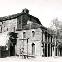 Image of UNRS-P1487-3 - Photograph of Exterior of Piper's Opera House; ca. 1950s?