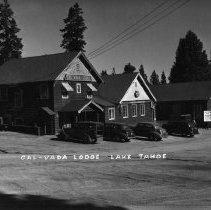 Image of UNRS-P2007-04-30 - Cal-Vada Lodge, Lake Tahoe.