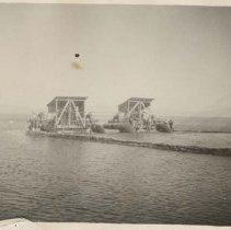 Image of UNRS-P2008-18-0186 - Postcard-various views pertaining to Lahontan Dam