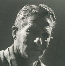 Image of UNRA-P3426-0483 - In shadows, looking at camera (circa 1962).
