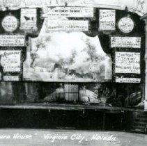 "Image of UNRS-P2009-01-10 - ""Piper's Opera House,""  Virginia City, Nevada"