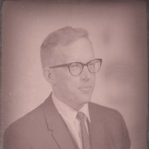 Image of UNRA-P1486-2 - Dr. James Hulse, History Department (1964)