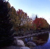 Image of UNRA-P3601-00110 - Manzanita Lake Fall Colors#1