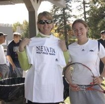Image of UNRA-P3601-00545 - Proud new owner of a UNR Tennis shirt