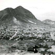 Image of UNRS-P0065-4 - Photograph of Tonopah, Nevada.