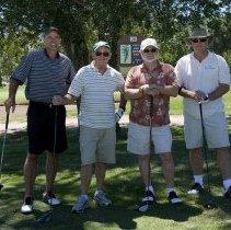 Image of UNRA-P3600-02632 - Golf Tournament participants