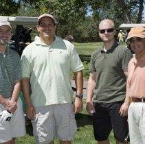 Image of UNRA-P3600-02663 - Golf Tournament participants