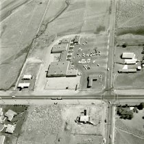 Image of UNRA-P1070-47 - Aerial photograph of Reno - fields (1961).