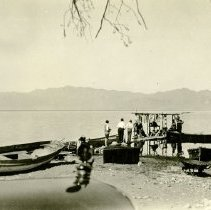 Image of UNRS-P2000-06-1093 - No id.  [Lake scene]