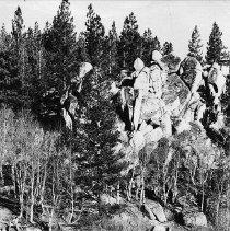 Image of UNRS-P1985-08-01809 - Folder 107. Nevada Landscapes - Little Valley (neg. 4x5)