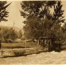Image of UNRS-P1992-03-1319 - Wingfield Park Reno, Nev. [ca. 1920]