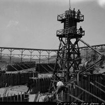 Image of UNRS-P2008-18-2911 - [Truckee Carson Project, Lahontan Dam].