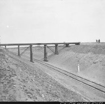 Image of UNRS-P2008-18-2931 - [Truckee Carson Project, Lahontan Dam].