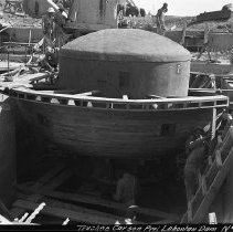 Image of UNRS-P2008-18-3030 - [Truckee Carson Project, Lahontan Dam].