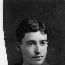 Image of UNRS-P0436-119 - Joseph T. Thomas, Committee Clerk.
