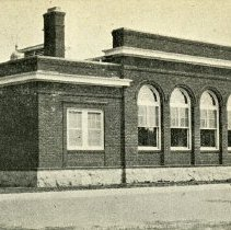 Image of UNRS-P1992-03-0050 - Twentieth Century Club Reno Nevada [ca. 1930].