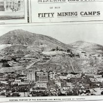Image of UNRS-P2012-10-186 - Caption on image: Central portion of the business and mining section of Tonopah.