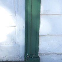 Image of UNRS-P2016-08-00263 - Butcher/Garden shop exterior door trim