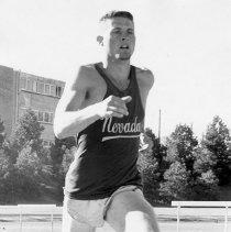 Image of UNRA-P1259-2 - Track team member John Key (1962)