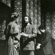 """Image of UNRA-P1512-031 - The Nevada Repertory Company presents 'The Passion of Dracula"""" (The good doctor consulted) (1985)"""