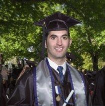 Image of UNRA-P3600-00112 - 2005 Spring Graduation.
