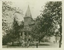 Image of Augustana Book Concern (Rock Island, Ill.) photographs - Gustavus Adolphus's Orphan's Home (Jamestown, N.Y.)