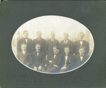 Image of Upsala College (East Orange, N.J.) records - Choir 1910