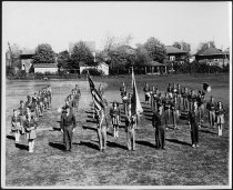 Image of Upsala College (East Orange, N.J.) records - Marching Band