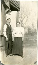 Image of Aledo, Illinois. Photograph collection - Mr. and Mrs. Fred Lindquist