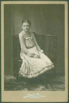 Image of Rev. C.A. Larson family papers - Ester Haff