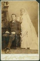 Image of Rev. C.A. Larson family papers - Reverend Johannes Jesperson and Mathilda Sophia Anderson