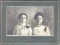 Image of Arthur Helge Swan papers - Elina and Clara Samuelson
