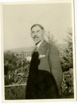 Image of G. N. Swan papers - G. N. Swan portrait