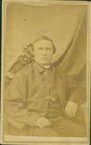 Image of Scandinavian American Portrait collection - Reverend P. Carlson