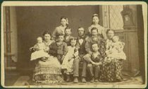 Image of Scandinavian American Portrait collection - Dunster family