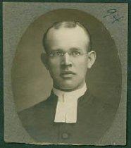 Image of Scandinavian American Portrait collection - Reverend Olaus Olson Eckardt