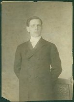 Image of Scandinavian American Portrait collection - Reverend P. O. Ekstrom