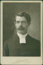 Image of Scandinavian American Portrait collection - Reverend A. J. Elmer