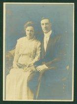 Image of Scandinavian American Portrait collection - Mr. and Mrs. Herbert Erikson