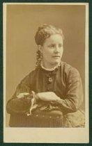 Image of Scandinavian American Portrait collection - Anna Evald