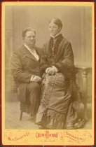 Image of Scandinavian American Portrait collection - Doctor Carl Anderson Evald and Annie F. Carlsson