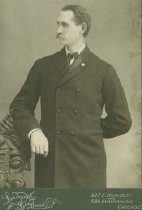 Image of Scandinavian American Portrait collection - P. G. Almberg