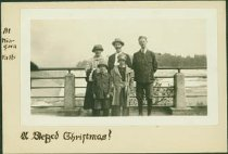 Image of Scandinavian American Portrait collection - Friberg family