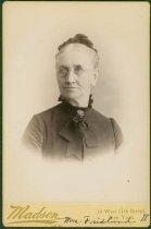 Image of Scandinavian American Portrait collection - Mrs. Fridlund